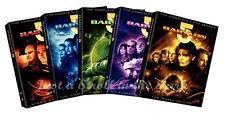 Babylon 5: Complete TV Series Seasons 1 2 3 4 5 Collection Box/DVD Set (S) NEU
