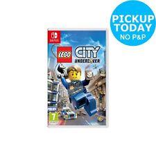 Lego City Undercover (Nintendo Switch, 2017)