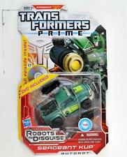 Transformers Prime 2012 Robots in Disguise Deluxe Figure RID Sergeant Kup