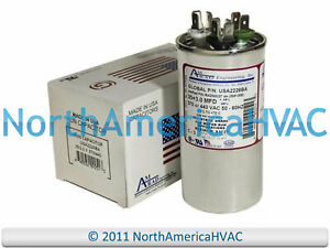 "Am Rad Capacitor; 43-23204-32; /""USED/"""