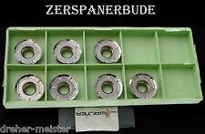 7 placas de inflexión rdgt 2006m0-g85 wmg40 Walter alubearbeitung