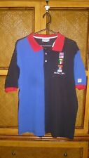 "VINTAGE 1994 USA WORLD CUP ""The Game"" PLAYERS EDITION POLO SHIRT SIZE X-LARGE"