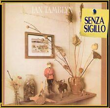 "IAN TAMBLYN "" OMONIMO "" LP NUOVO  CGD ITALY  ANNO 1979 NO BARCODE RARISSIMO"