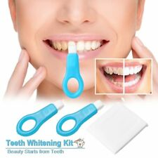 12pcs Pro Nano Teeth Whitening Kit Teeth Cleaning Whitener Brush Tooth Stains