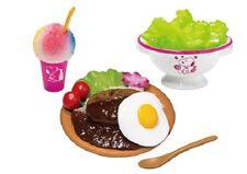 06/18 Re-Ment Miniature Peanuts Snoopy Hawaiian Cooking Set # 8 Lettuce