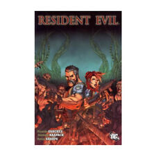 Resident Evil TP - DC Comics Graphic Novel - Sanchez, Raapack - BRAND NEW