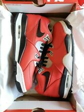 Nike Air Flight 89 'Red Cement' (CN5668-600) - Sizes 8-12