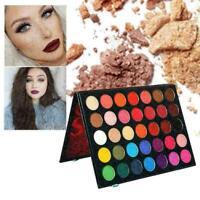 35 Farbe Lidschatten Strukturiert Pallete Faced Matte Makeup Lidschatten Pa X4K2