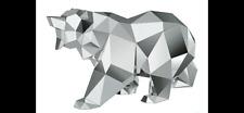SWAROVSKI CRYSTAL MIRROR FINISH BEAR BY ARRAN GREGORY 5268094 NEW