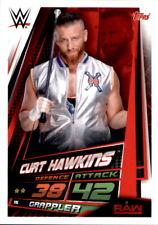 Slam attax evolution #106 Curt Hawkins