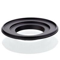 49 55 52 58 62 67 72 77MM Lens Adapter Macro Reverse Ring For Nikon AF AI Mount