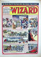 WIZARD - 13th FEBRUARY 1960 (9 - 15 Feb) YOUR WEEK OF BIRTH ?? VG+...beano dandy