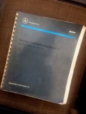 1986-1992 Mercedes 124 Electrical Troubleshooting Manual
