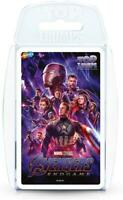 Top Trumps Marvel Studios Avengers Endgame Edition Fun Children Card Game