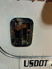 Peterbilt Chrome Door Bay Cover