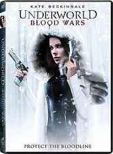 Underworld: Blood Wars ( DVD, 2017 ) NEW* Action, Horror*  SHIPPING NOW !!!!!