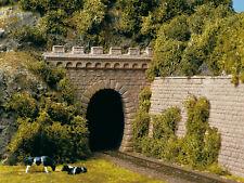 Auhagen 11342 Gauge H0 Tunnel entrance single track #new original packaging#