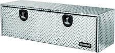 "Buyers Aluminum 18"" X 24"" X 48"" Underbody ToolBox - 1705120"
