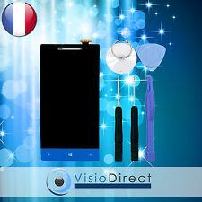 Ecran vitre complet pour HTC 8S A260E bleu vitre tactile + LCD + outils