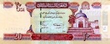 Afghanistan 2008 billet neuf UNC de 20 afghanis pick 68d SH1387