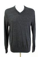 Herren Pullover Gr. XL Wolle Pulli Strick Knit Sweater Jumper
