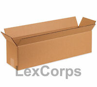 15 New Corrugated Boxes Size 30x14x7-32 ECT