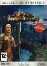 JEU PC CD ROM../....HEROES OF ANNIHILATED EMPIRES......