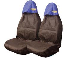 Voiture Van Housse siège imperméable nylon AVANT Paire protection Convient Ford