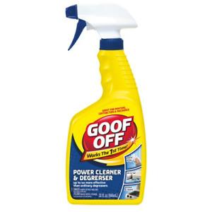 Goof Off Cleaner Degreaser, 32 oz, Model:FG686