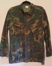 1970 Vietnam War Adviser NAVY ERDL Camouflage Shirt and Pants Set - Vet Estate