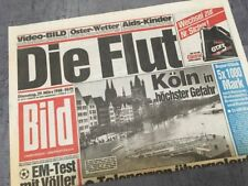 Bildzeitung BILD 29.03.1988 * Das besondere Geschenk zum 30. 31. 32. Geburtstag