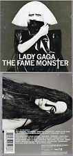 DOUBLE CD 24T LADY GAGA THE FAME MONSTER EDIT. DE LUXE feat BEYONCE 2009