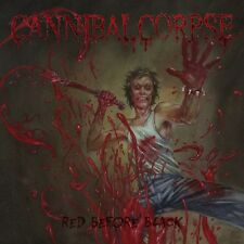 CANNIBAL CORPSE - RED BEFORE BLACK - 2CD NEW SEALED 2017 LTD. EDITION