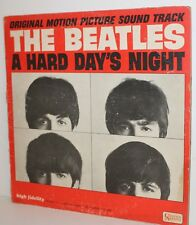 The Beatles A Hard Day's Night Soundtrack Mono LP Record I Cry Vinyl UAL 3366