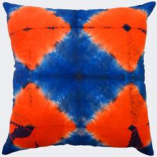 Estilo Art Deco Azul Almohadas De Decoración Para El Hogar