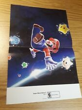 Super Mario Galaxy/Sonic Chronicles The Dark Brotherhood 15.5''x11.5'' Poster