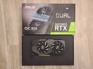 ASUS GeForce RTX 2060 Overclocked 6G GDDR6 Dual Edition