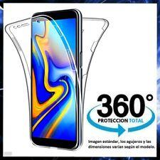 FUNDA 360° para SAMSUNG GALAXY NOTE 8 DOBLE CARA DE SILICONA GEL TRANSPARENTE