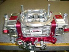 Quick Fuel 650 cfm Dbl. Pump 4bbl  Drag Race Street Q Series Gas Race Carb Q 650