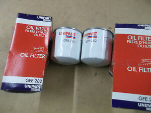 ROVER 216 416 45 618 620 623    NEW UNIPART   OIL FILTER X 2