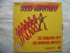Ronco Presents Good Vibrations LP Album Record The Monkees, Sonny & Cher, Toys..