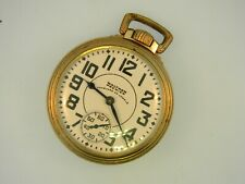 Waltham Pocket Watch 23 jewel Vanguard