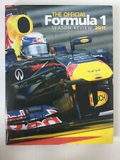 Official Formula One 2011 F1 Season Review Hardback Book Haynes