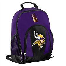 NFL Minnesota Vikings Primetime Backpack Back Pack