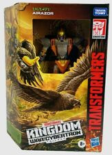 DTransformers Kingdom AIRAZOR War For Cybertron Deluxe Class Hasbro Figure