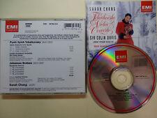 Tchaikovsky: Violin Concerto (CD, May-1993, EMI Music Distribution)-299