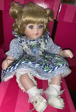 """Marie Osmond Tiny Tots Doll ~ 5.5"""" SAUNDRA ~ Mint in Box"""