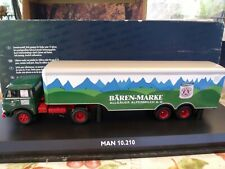 1:43  Schuco (Germany) Man 10.210  truck limited edition
