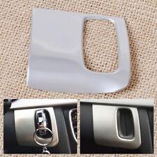 Car Dash Ignition keyhole Molding Decorative Cover Trim For Audi A4 A5 2009-2015