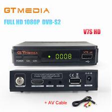 Satellite TV Receiver GTMEDIA V7S HD 1080P Set Top Box DVB-S2 Support PowerVu